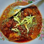 Slow Cooker Chicken Curry @ fatimacooks.net