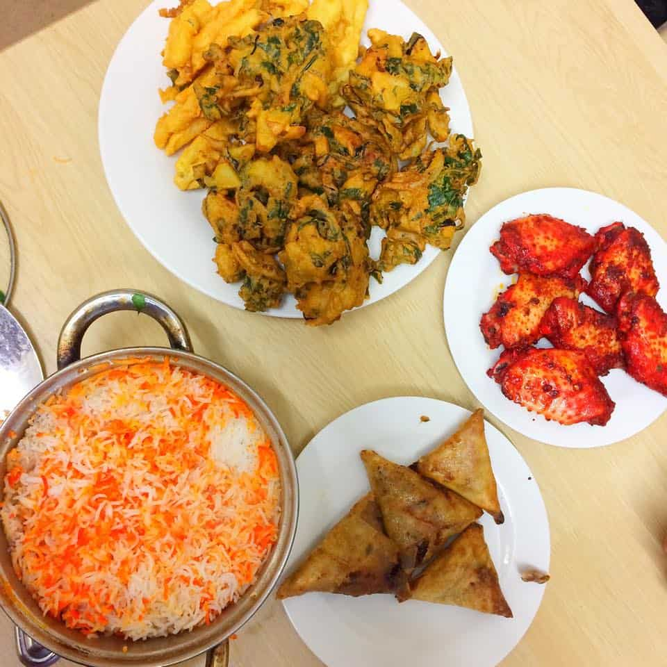 Round up of my month - June 2015 - Fatima Cooks