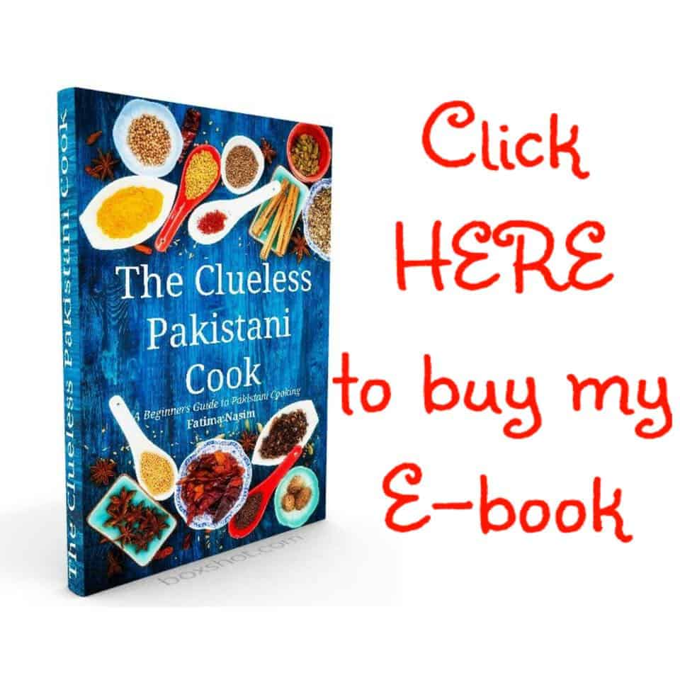 Buy The Clueless Pakistani Cook